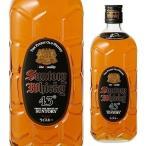 【メーカー終売の為、在庫残りわずか】サントリー 角瓶 黒 700ml 角 WL国産