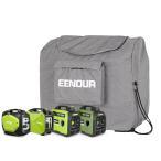 EENOUR オリジナル 発電機カバー インバータ発電機カバー 収納バッグ 保護ケース GT3500iO/SC2300i/GS2200i/GS1800i対応