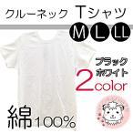 メンズ 半袖 クルーネック Tシャツ M L LL