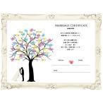 ショッピングウェディング オーダーメイド ウェディングツリー 結婚式 結婚証明書 ゲストブックオーダーメイド ウェディングツリー 結婚式 結婚証明書 ゲストブック