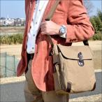 豊岡製鞄 帆布バッグ ショルダーバッグ メンズ 斜めがけ 旅行 散歩に スティッチオン ステッチオン Stich-on
