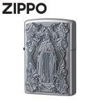 ライター ブランド メンズ ジッポ おしゃれ ZIPPO オイル オイルライター おもしろ 真鍮 銀いぶし スリム マリア アラベス ギフト プレゼントに