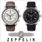 腕時計/うでどけい/ZEPPELIN ツェッペリン クロノグラフウォッチ