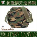 帆布バッグ ショルダーバッグ ミニミリタリー 斜めがけ ミリタリーキャンバスバッグ ミリタリーバッグ メンズ かばん 鞄 人気 多機能