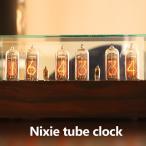 ニキシー管時計 完成品