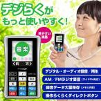 携帯音楽プレーヤー 携帯オーディオプレーヤー 8GB 8ギガ 録音機器 携帯用 ポータブルオーディオプレーヤー 簡単録音 デジらくmore デジらくモア  DPR-726