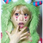 ホラーメイクアップリアル涙モンスターフェイスシール衣装ハロウィン仮装コスチュームコスプレ