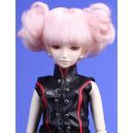 レビュープレゼント Super Dollfie スーパードルフィー BJD 60cm人形・ドール用ウィッグ かつら おもちゃ W-681
