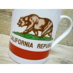 カリフォルニアリパブリックのガレージマグカップ コーヒーマグ マグカップ マグ アメリカ西海岸 アメリカ USA