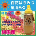 はちみつ 蜂蜜 ハチミツ 国産 純粋 レターパック発送 2点まで同梱可 国産100%天然蜂蜜 百花蜜 300g
