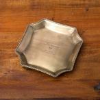 トレイ トレー アイアントレー スクエア 皿 コイントレイ アクセサリートレー 小物収納 アンティーク レトロ アイアン 収納 インテリア 雑貨