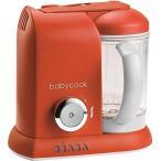 ベビー用品 and 1=1 - ベビー用品 BEABA Babycook 4 in 1 Steam Cooker and Blender 4.5 cups ベビーフードプロセッサー パプリカ [並行輸入品]