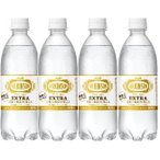 送料無料 アサヒ 炭酸水 機能性表示食品 ウィルキンソン タンサン エクストラ 490ml PET×24本(1ケース)の画像