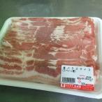 訳あり 賞味期限17年3月31日 冷凍 業務用 豚バラスイライス 2mm 1kg
