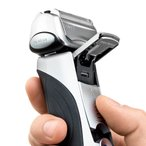 ブラウン メンズ電気シェーバー シリーズ7 7897cc 4カットシステム 洗浄機付 水洗い/お風呂剃り可
