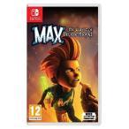 Max The Curse of Brotherhood (Nintendo Switch) (輸入版) 任天堂