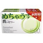 コンドーム 【お買得3箱パック】不二ラテックスコンドーム めちゃうす1500(12個入3箱パック)避妊具・スキン