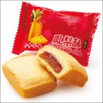 【世界のおみやげギフト☆台湾】台湾 パイナップルケーキ(袋付) 1箱(69570040)
