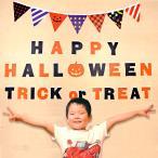 Halloween ハロウィンパーティはおまかせ ハロウィン ペーパーフラッグセット メール便送料無料