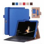 [専用 フィルム 2枚 タッチペン付き] Microsoft Surface Go ケース サーフェス ゴー カバー マイクロソフト10.1インチ  MHN-00014 スタンドケース スタンド MCZ-