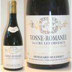 2008 ヴォーヌ・ロマネ・1er・レゾルヴォー (モンジャール=ミュニュレ)