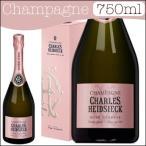 シャルル エドシック ロゼ レゼルヴ ギフトボックス入り 750ml (正規品) (シャンパン スパークリングワイン フランス 辛口)