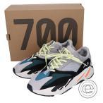 美品○ adidas アディダス B75571 YEEZY BOOST 700 WAVE RUNNER イージーブースト700ウェーブランナー スニーカー 27 メンズ