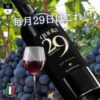 29 クオータ プリミティーヴォ 2013 イタリア プーリア州 ミディアムボディ 赤ワイン