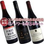 (送料無料)ブルゴーニュ赤ワイン3本セット(A) コスパ抜群の優良生産者を厳選