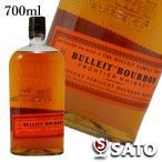 ブレットバーボン 45度 700ml  バーボンウイスキー