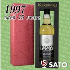 グレン キース  1997 15年 キングスバリー社 46度 700ml