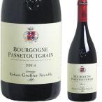 ブルゴーニュ パストゥグラン 2014 ロベール・グロフィエ ワイン ギフト プレゼント 贈り物 お祝い お酒