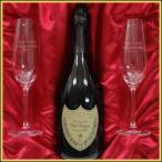 結婚祝いに 名入れペアシャンパングラス & ドン・ペリニョン(ドンペリ) 2009 750ml ギフト