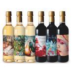 デュヴァリコ ワイン アソート 6本セット ペットボトル ワインセット 送料無料