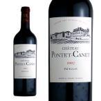 シャトー・ポンテ・カネ 2007年 AOCポイヤック メドック格付第5級 750ml (ボルドー 赤ワイン) 3本以上お買い上げで送料無料&代引き手数料無料