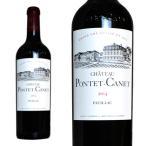 シャトー・ポンテ・カネ 2014年 AOCポイヤック メドック格付第5級 750ml (フランス ボルドー 赤ワイン)