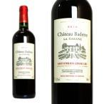 シャトー・バデット・ラ・カバンヌ 2012年 750ml (フランス ボルドー サンテミリオン グラン・クリュ 赤ワイン)