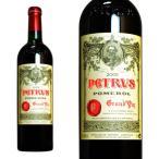 シャトー・ペトリュス 2005年 正規 750ml (フランス ボルドー ポムロール 赤ワイン)