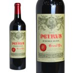 シャトー・ペトリュス 2012年 750ml AOCポムロール (フランス 赤ワイン)