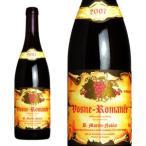 ヴォーヌ・ロマネ 2007年 ドメーヌ・ベルナール・マルタン・ノブレ 750ml (ブルゴーニュ 赤ワイン) 3本お買い上げで送料無料&代引手数料無料