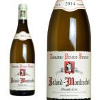 バタール・モンラッシェ グラン・クリュ 2014年 ドメーヌ・プリュール・ブリュネ 750ml (ブルゴーニュ 白ワイン)