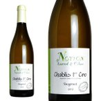 シャブリ プルミエ・クリュ ヴォージロー ヴィエイユ・ヴィーニュ 2012年 ドメーヌ・ローラン&セリーヌ・ノトン 750ml (ブルゴーニュ 白ワイン)