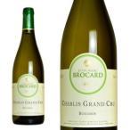 シャブリ グラン・クリュ ブーグロ 2013年 ドメーヌ・ジャン・マルク・ブロカール 750ml (ブルゴーニュ 白ワイン)