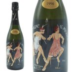 シャンパーニュ ギィ・ミッシェル ブリュット パリ・フォリ ミレジム 1990年 750ml (シャンパン 白 箱なし)
