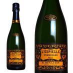 シャンパン R.ルノーダン プルミエ・クリュ レスピエグル ブリュット ミレジム1998年 750ml (フランス シャンパーニュ 白 箱なし)