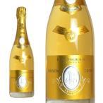 シャンパーニュ ルイ・ロデレール クリスタル 2009年 直輸入品 750ml (フランス シャンパン 白 箱なし)