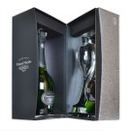 シャンパン ローラン・ペリエ グラン・シエクル ブリュット オリジナルシャンパングラス2脚付き ギフト箱入り 正規 750ml (フランス シャンパーニュ 白)