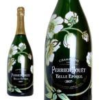 シャンパン  ペリエ・ジュエ  ベルエポック  2007年  マグナムサイズ  1500ml  (フランス  シャンパーニュ  白  箱なし)