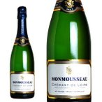 スパークリングワイン 神の雫に登場!モンムソー クレマン・ド・ロワール 750ml (フランス ロワール)