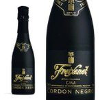フレシネ コルドン・ネグロ ハーフサイズ (スパークリングワイン・スペイン)